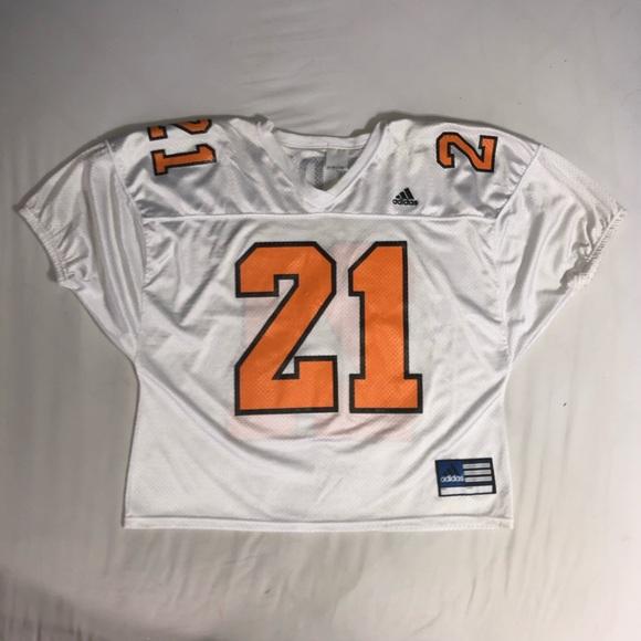 timeless design 642da 8ce3b Tennessee Football Jersey